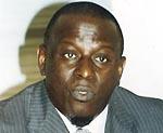 Государственный министр, Министр иностранных дел Республики Сенегал Шейх Тидиан Гадио